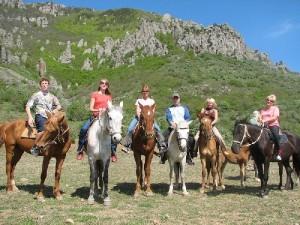 Конные туры на Байкале  ЭкзотикАзияТур