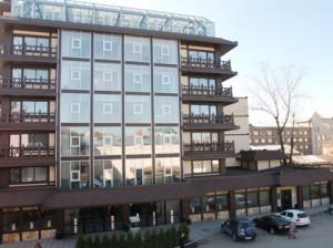 Гостиницы Иркутска. International Hotel Sayen