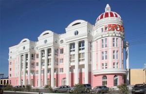 Гостиницы Иркутска. Отель Европа