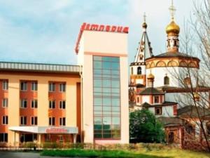 Гостиницы Иркутска. Гостиница Империя
