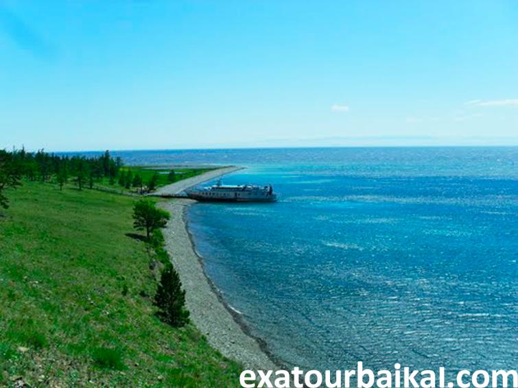 Падь-Большая-Кадильная  Байкал  ЭкзотикАзияТур