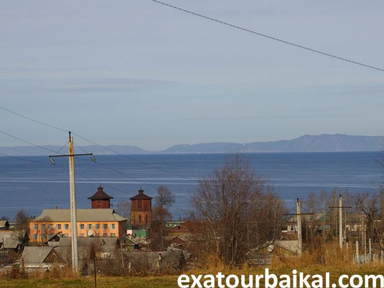 Поселок-Танхой Байкал  ЭкзотикАзияТур