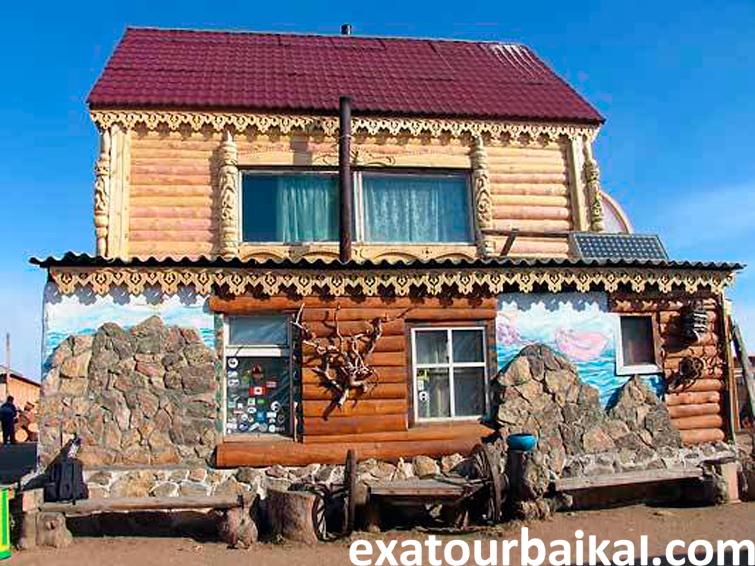 Турбаза-«Усадьба-Бенчарова»  ЭкзотикАзияТур