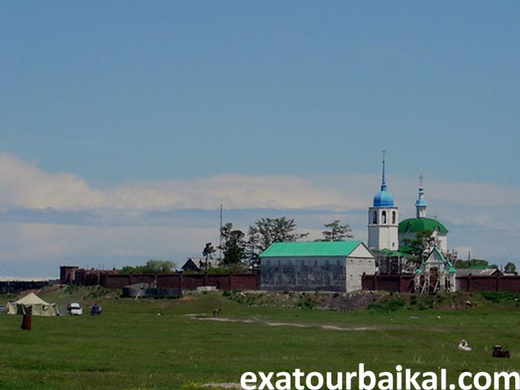Посольск Байкал  ЭкзотикАзияТур