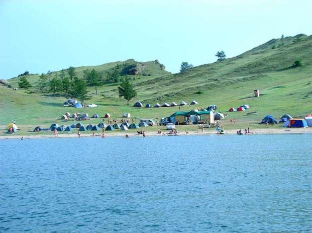 "Детский туристический лагерь на Байкале ""Байкал-Эко"""