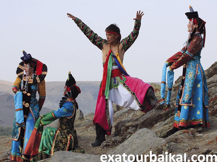 Туры на Байкал  Экзотик Азия Тур