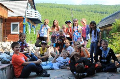 Детский лагерь Соболёк на Байкале ЭкзотикАзияТур